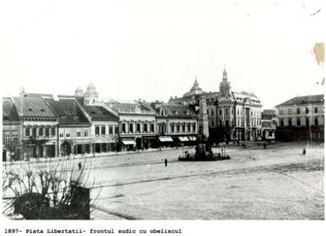 piata unirii 1900 2