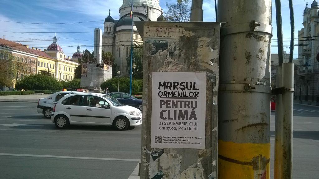 marsul pentru clima 1
