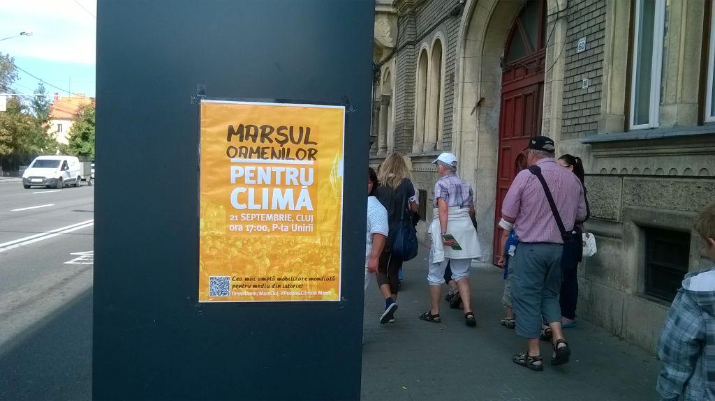 marsul pentru clima 2