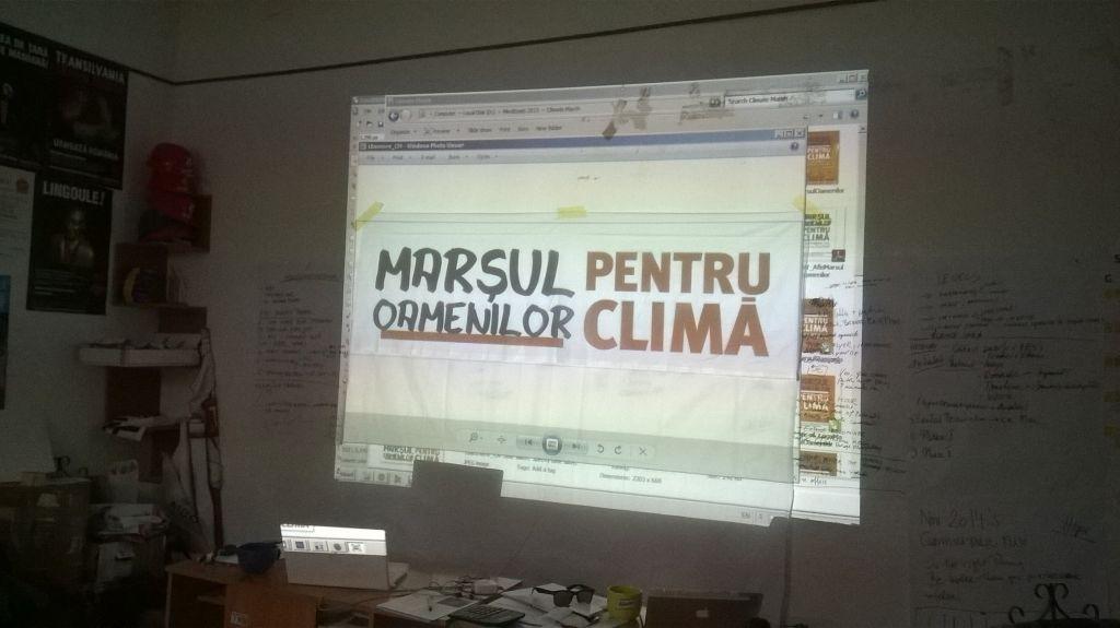 marsul pentru clima 3