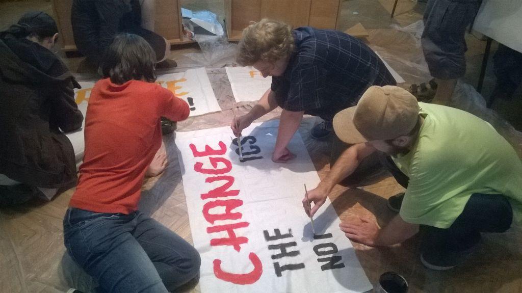 marsul pentru clima 7