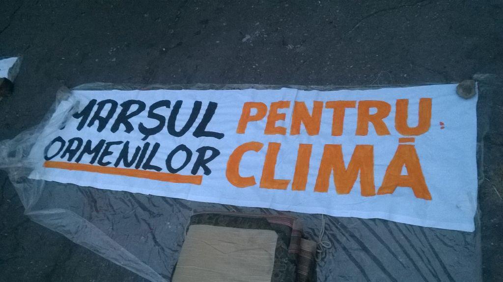 marsul pentru clima 9
