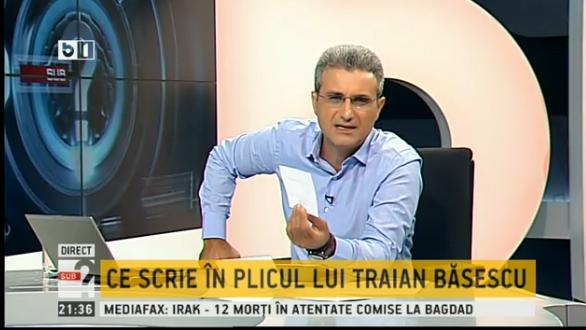Turcescu riscă pușcăria pentru că a mărturisit că a fost ofițer acoperit? Sau Băsescu dacă deconspiră un ofițer acoperit? Ce spune legea