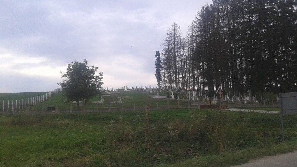 ziua 6 cimitir