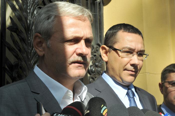 România Curată a avut dreptate: dacă Ponta câștigă alegerile, Dragnea vrea șefia PSD și postul de premier