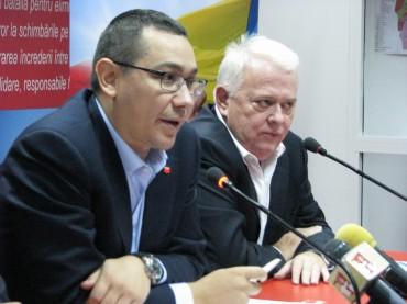 Scrisoare către profesorul care votează Victor Ponta