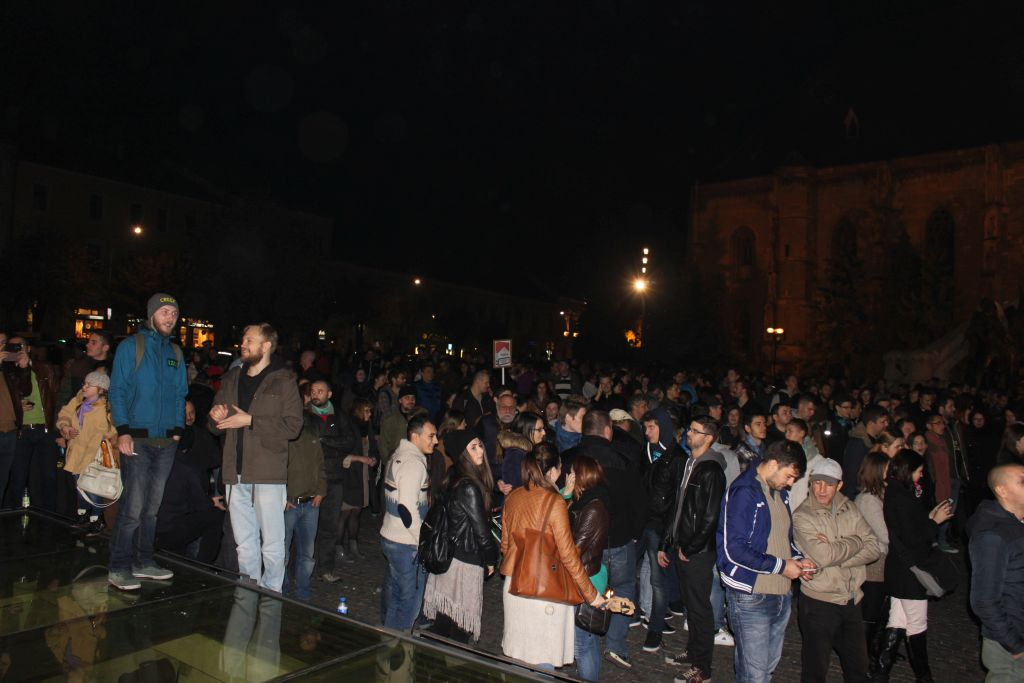cluj protest 5