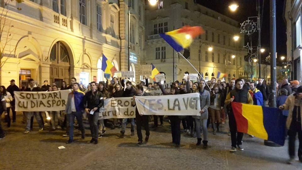 sibiu protest
